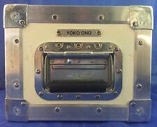Yoko Ono Onobox Road Case Signed #2 CD Key To Open Universe John Lennon Beatles