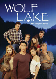 Wolf Lake The Complete TV Series 3 DVD Set, 9 episodes - Lou Diamond Phillips