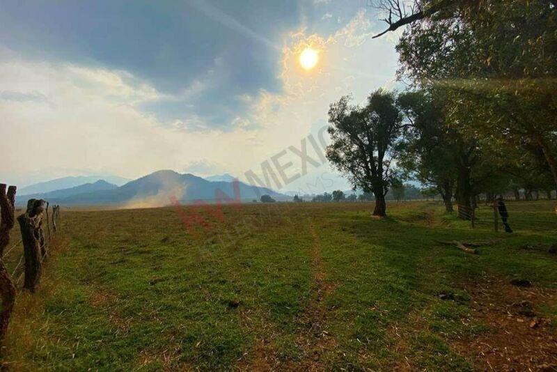Rancho en venta en Mascota, Jalisco. Para desarrollos rurales y/o siembra. 17 hectáreas.