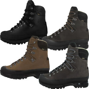 Hanwag Alaska GTX Men Boots Herren Gore-Tex Outdoor Trail Schuhe asphalt 2303-64