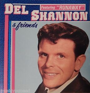 Del-Shannon-amp-Friends-by-Various-Artists-CD-1990-Hollywood-Near-MINT-10-10