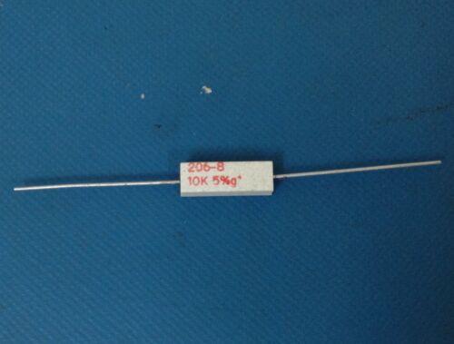 RARO alta carico resistenza 0,82 Ohm strato di carbone 0,5 Watt d3x10mm 7x 23382-18
