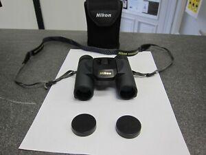 Fernglas Nikon Sportstar 8x25  WF water resistent mit Gürteltasche