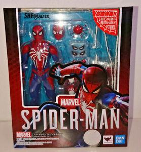 Bandai-S-H-Figuarts-Spider-Man-Advanced-Suit-Action-Figure-Marvel