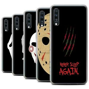 Gel-TPU-Case-for-Samsung-Galaxy-A70-2019-Horror-Movie-Art