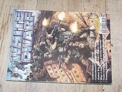 $$$ Revue White Dwarf N°67 Garde Imperialearmee Orqueliste Armee Necrons