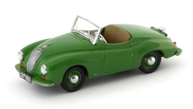 Gutbrod súperior Sport - Allemagne - 1951  AutoCult 1 43