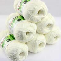 Sale Lot 6 ballsx50g Super Soft Bamboo Cotton Baby Hand Knitting Crochet Yarn 02