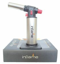Inflame Butane Torch for Home Cooks and Culinary Chefs,Blowtorch for Soldering