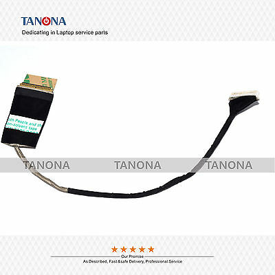 New 6017b0263502 for HP Probook 6460B 6540b 6555b LVDS LCD Video Cable
