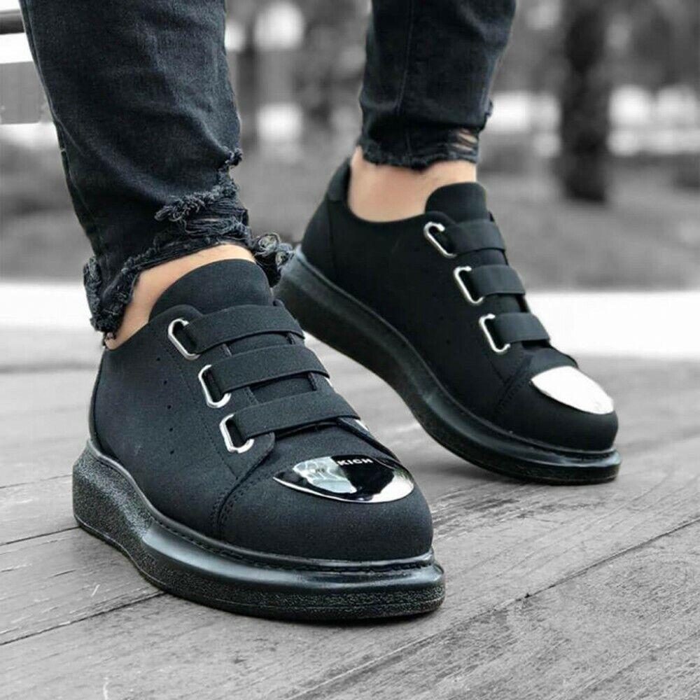 Resbalón en Zapatillas Zapatos para hombre Ir Caminar evolución Ultra Impecable Informal Zapatos