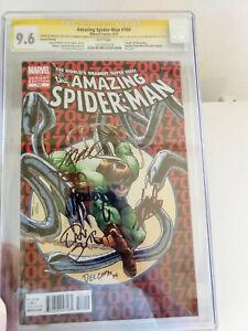 Amazing-SpiderMan-700-CGC-9-8-SS-5x-Stan-Lee-McFarlane-Slott-Ramos-Delgado
