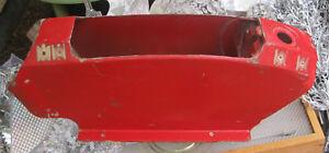 Corvette-Glove-Box-Fiberglass-Between-Seats-1959-1961-1958-1959-1960-1961-1962