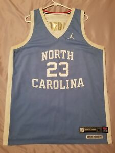 competitive price ab554 ea6af Details about Authentic Michael Jordan Rare Reversible Dream Team Tar Heels  Basketball Jersey