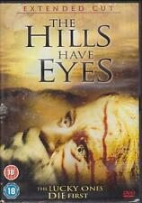 THE HILLS HAVE EYES [Extended Cut] Alexandre Aja Gore Violent Horror DVD *EXC*