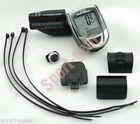 CatEye CC-MC100W Micro Wireless Computer Road MTB Bike Cycling Speedometer
