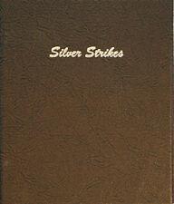 Dansco Coin Album 7004 Silver Strikes- 5 Plain 2x2 Vinyl Pages