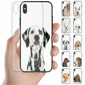 For-OPPO-Series-Dog-Theme-Print-Tempered-Glass-Back-Case-Mobile-Phone-Cover