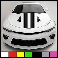 6 Hood Racing Rally Stripe Set Auto Graphic Vinyl Decal Car Truck Universal Fit