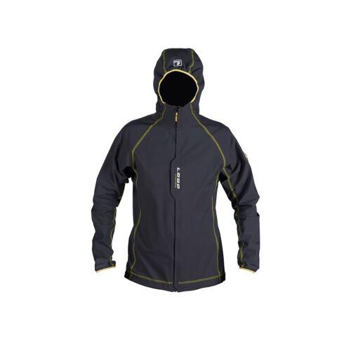 SALE Carbon Grey Loop Akka Stretch Performance Jacket