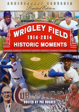 Wrigley Field 1914-2014: Historical Moments from Chicagos Field of Dreams (DVD, 2013)