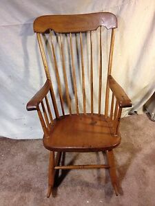 Surprising Details About Rocking Chair Antique Maple C12Pix4Size Etc Virginia Local Pickup Make Offer Gmtry Best Dining Table And Chair Ideas Images Gmtryco
