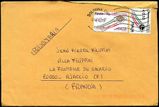 Italy 2013 Commercial Cover To France #C36961