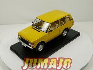 VQ48 Voiture 1/24 SALVAT Models : Range Rover 3.5 V8 1972