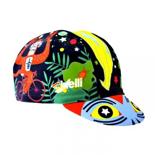 Cinelli Cap Collection Jungle Zen Cycling Cap