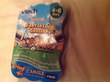 vtech vsmile game featuring football challenge new sealed