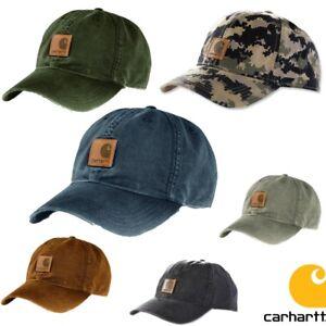 Carhartt-Cap-Odessa-Mutze-Basecap-Baseball-work-wear-Cap-NEU-NEW