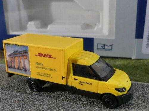 1//87 Rietze Streetscooter Work L Deutsche Post //DHL Berlin 33002