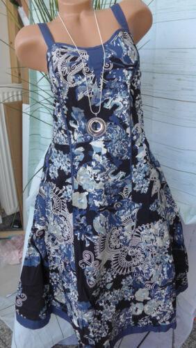 Joe Browns Kleid Trägerkleid Gr 914 40-58 gemustert NEU