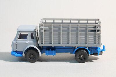 626 Tipo 1b Wiking Int. Harvester Griglia Costruzione 1966 - 1968/grigio Argento-mostra Il Titolo Originale Sconto Del 50