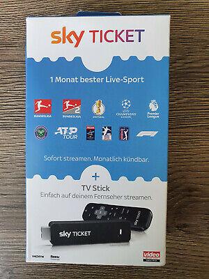 Sky Ticket 1 Monat