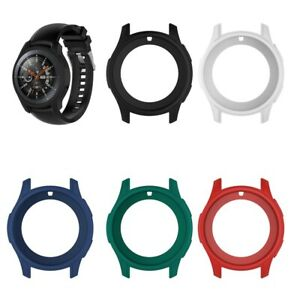 Protective-Soft-Silicone-Watch-Case-Cover-Frame-For-Samsung-Galaxy-Watch-46mm