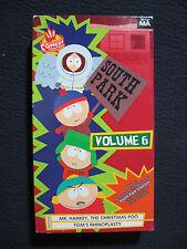 South Park, Vol. 06: Mr. Hankey, The Christmas Poo/Tom's Rhinoplasty [VHS] [VH..