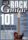 Guitar World -- Rock Guitar 101: An Incredible One-Stop DVD! All the Basic Skills You Need to Play Rock Guitar!, DVD by Alfred Publishing, Andy Aledort (Hardback, 2013)