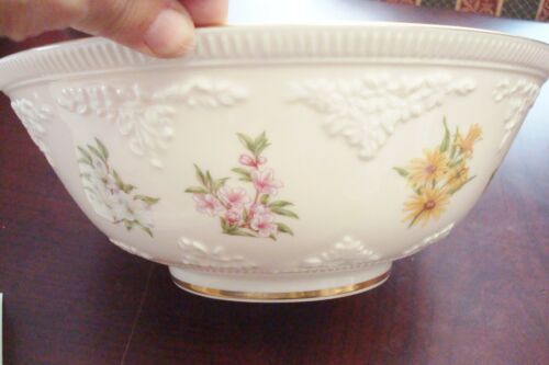 """/""""The Constitution Bowl/"""" Limited Edition Vintage Lenox Fine China Bowl a12*"""