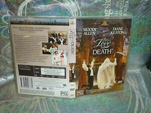 DVD-LOVE-AND-DEATH-1975-Woody-Allen-amp-Diane-Keaton-R1