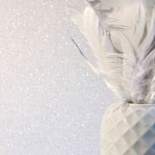 GLITTERATI ICE WHITE GLITTER WALLPAPER ROLLS - ARTHOUSE 892108 NEW