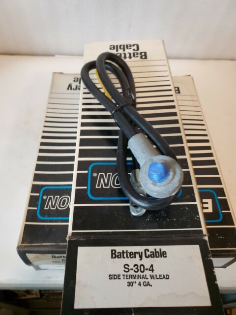 Standard Motor Products A30-4D Battery Cable