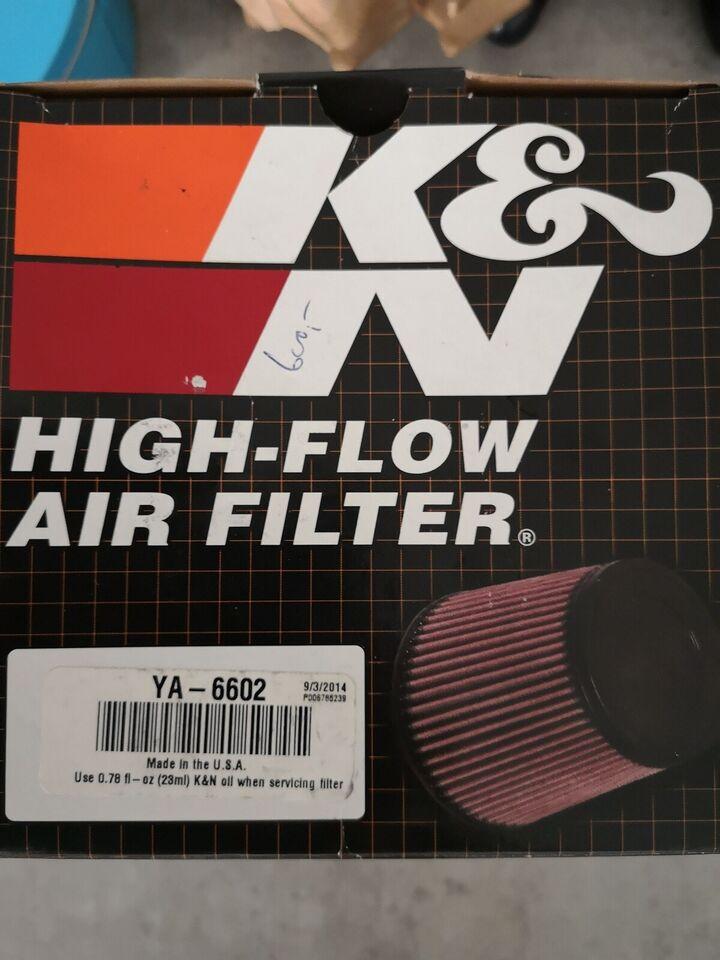 Luft filter - air filter, K&N - YA - 6602