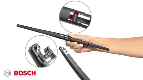 NEW Genuine BOSCH H309 Rear Wiper Blade Special Moulded 3397011630 HYUNDAI i20