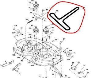 Husqvarna 965cm 97cm Cut Deck Drive Riemen Ct151 Lt135 Lt141 Lt1597 Lth141   eBay