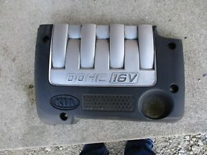 2001-2004 KIA SPECTRA plastic apparence ENGINE COVER 1.8L ...