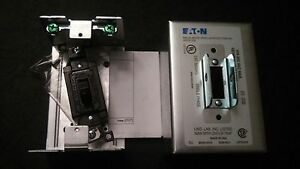 Eaton b230ag enclosed manual motor switch starter nema 1 w for Manual motor starter with overload protection