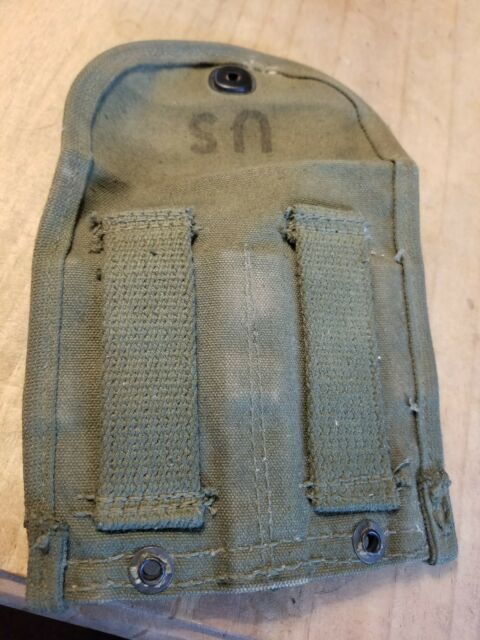 Buy Us Military Issue M1 Garand M1 Carbine Magazine Belt Pouch Green