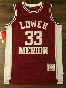 Details about KOBE BRYANT Lower Merion High School AUTHENTIC Basketball Jersey by Headgear