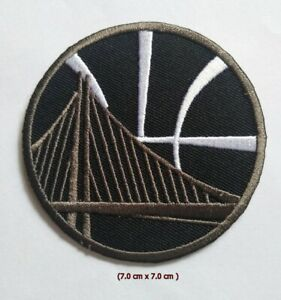 b643c78c37d57 Details about Golden State Warriors NBA Sport Logo Embroidery  Iron,sewing,patch on Clothes